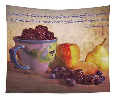 Fruit Of The Spirit Tapestry