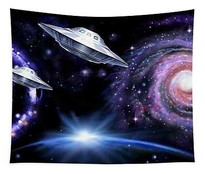 Fully  Operational Tapestry