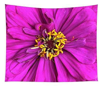 Fuschia Bloom Tapestry