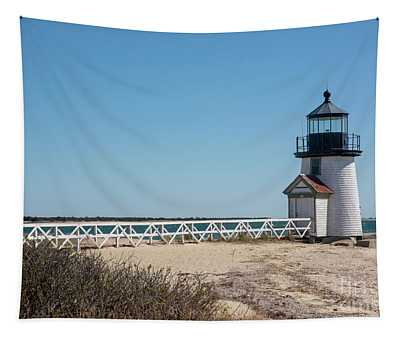Gangway To Light House Tapestry