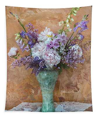 Garden Beauties Tapestry