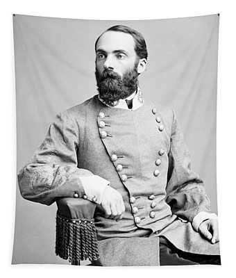 General Joseph Wheeler Portrait Tapestry