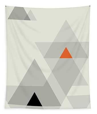 Geometric Painting 15 Tapestry