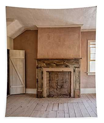 Ghost Town Frontier Home Tapestry