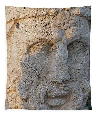 Giant Head Of Heracles,  Tumulus Tapestry