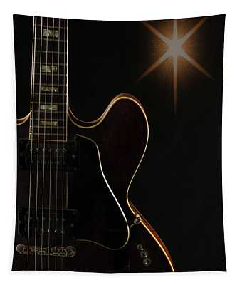 Gibson Guitar Picture In Sky 1744.008 Tapestry
