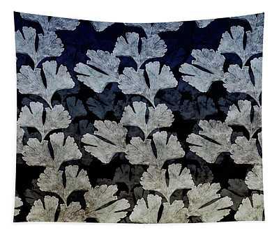 Ginko Leaf Pattern Tapestry
