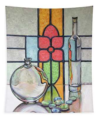 Glass And Light Tapestry