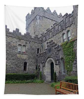Glenveagh Castle Entrance Tapestry