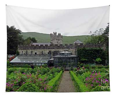 Glenveagh Castle Gardens Tapestry