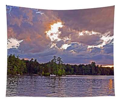 Glory Of Twilight 6 Tapestry