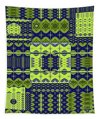 Go Green Tapestry