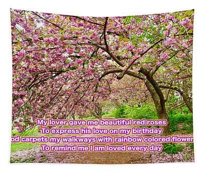 God's Love Tapestry