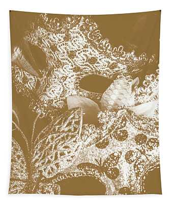Golden Ball Tapestry