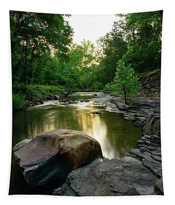 Golden Creek Tapestry