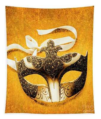 Golden Gala Tapestry