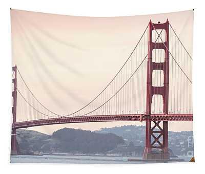 Golden Gate Bridge 1 Tapestry