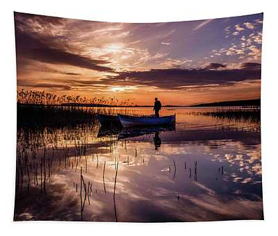 Golyazi Lake Tapestry