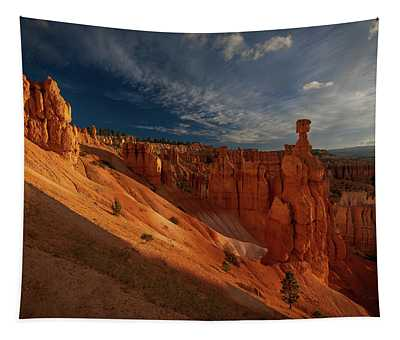 Good Morning Bryce Tapestry