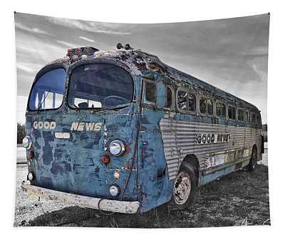 Good News Still Travels Tapestry