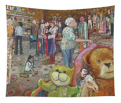 Good Will Tapestry