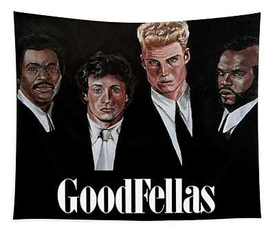 Goodfellas - Champions Edition Tapestry