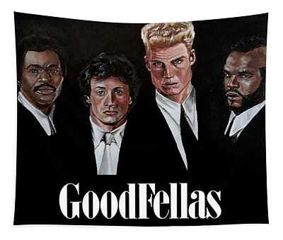 Goodfellas - Champions Edition Tapestry