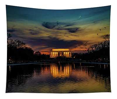 Goodnight Washington Tapestry