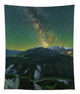 Gorgeous Night Tapestry