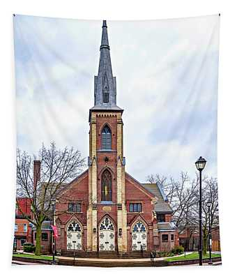 Grace Methodist Church 1888 Tapestry