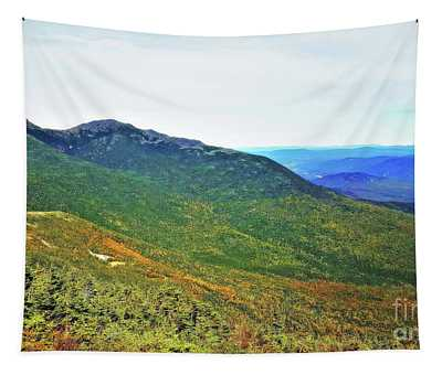 Tapestry featuring the photograph Granite State Views by Patti Whitten