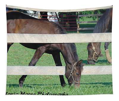Grazing Beauty Tapestry