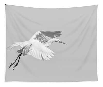 Great Egret 2014-3 Tapestry