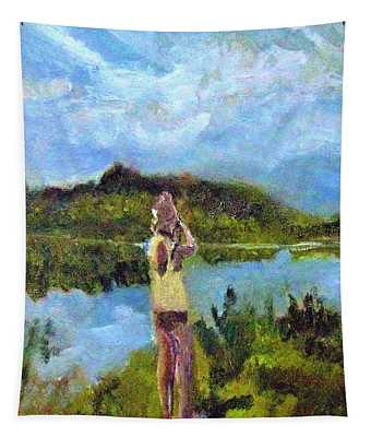 Great View Tapestry
