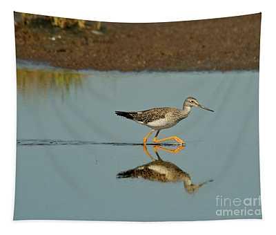 Greater Yellowlegs  Tapestry