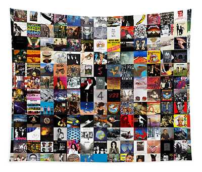 Greatest Album Covers Of All Time Tapestry
