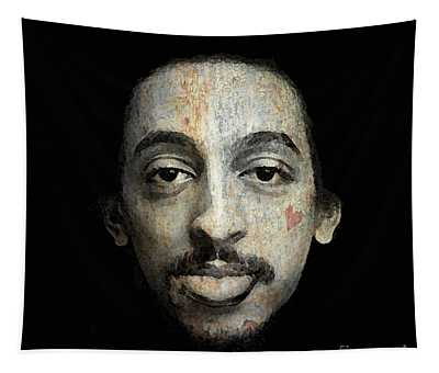Gregory Hines Tapestry