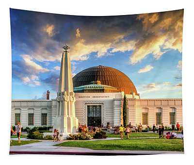 Griffith Observatory Tapestry