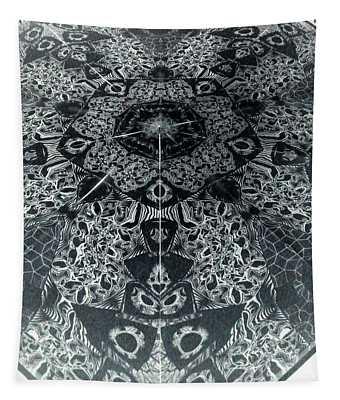 Grillo Inverse Tapestry