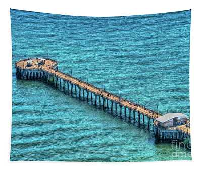 Gulf State Park Pier Tapestry