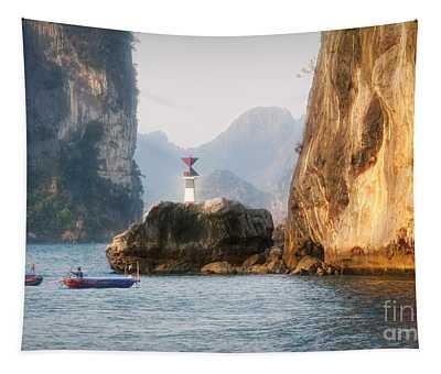 Ha Long Bay Scenic  Tapestry