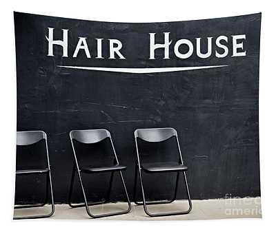Hair House Tapestry