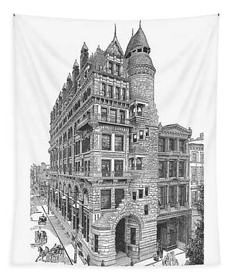 Hale Building Tapestry