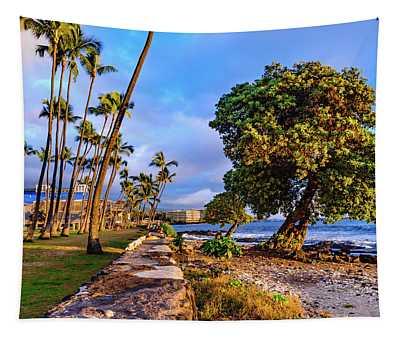Hale Halawai Park Tapestry