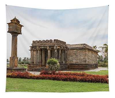 Halebid, Parshvanatha Basadi Tapestry