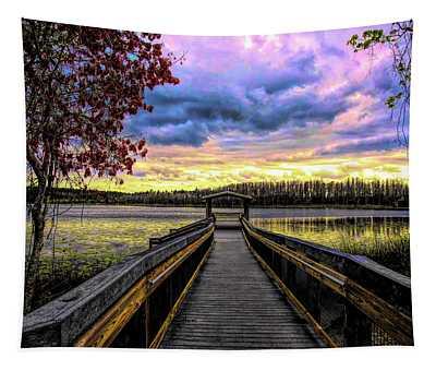 Hammond Lake Tapestry