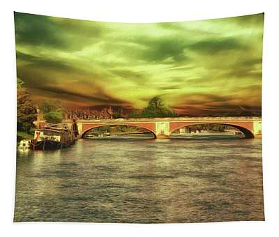 Hampton Court Bridge Tapestry