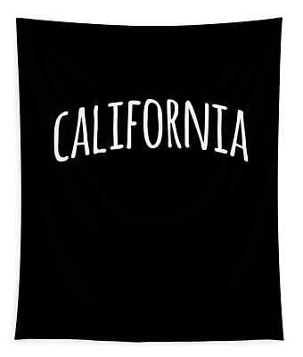 Tapestry featuring the digital art Hand California by Flippin Sweet Gear