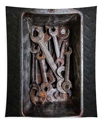 Hand Tools - Wrenches Tapestry