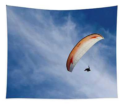 Hang Glider Tapestry